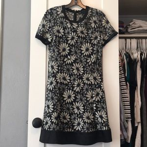 Black Floral Marc by Marc Jacobs Dress